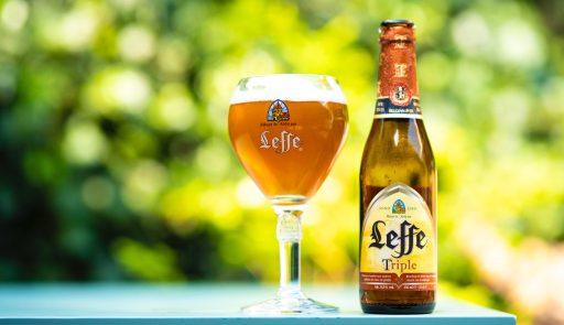 La bière Leffe