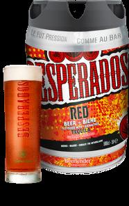 Fut Beertender Desperados Red