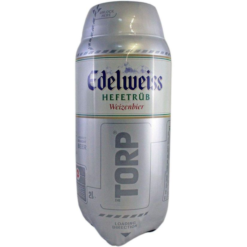 Edelweiss Hefetrup fut The Torp