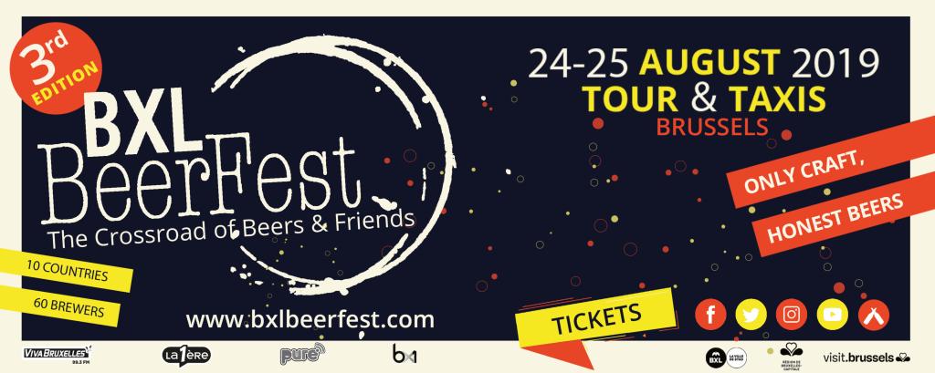 Bruxelles Beer fest festival de bière