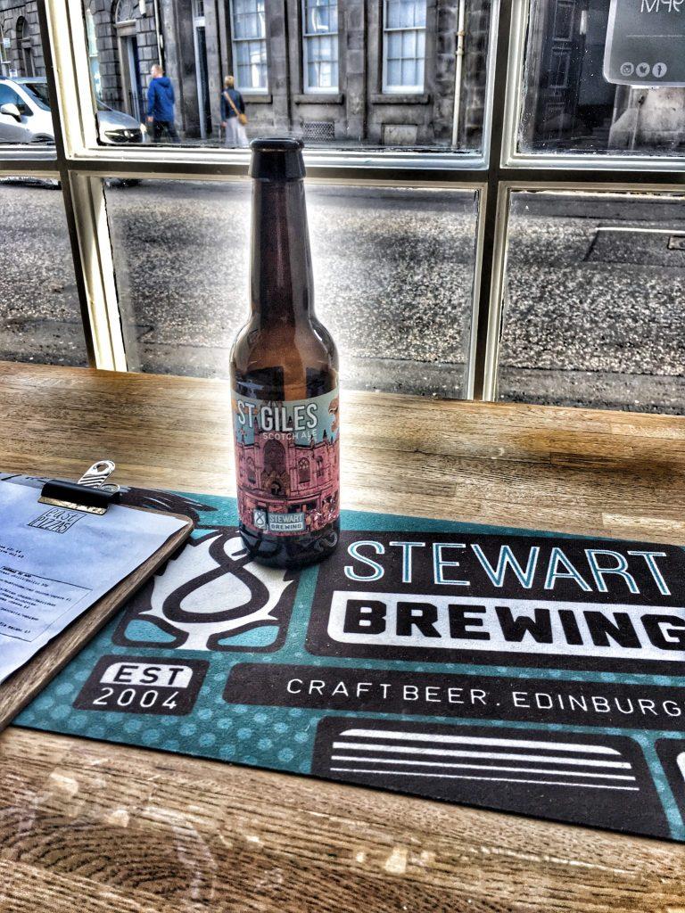 Bieres Saint Giles Stewart Brewing