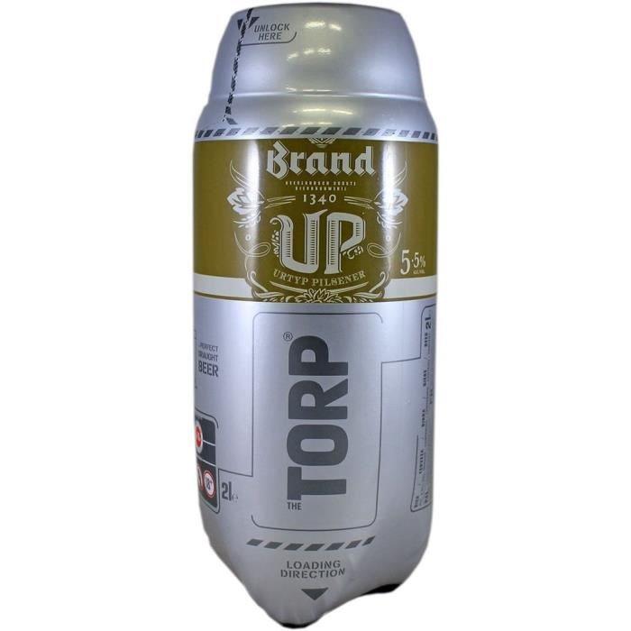 Fût Compatible tireuse Krups the sub