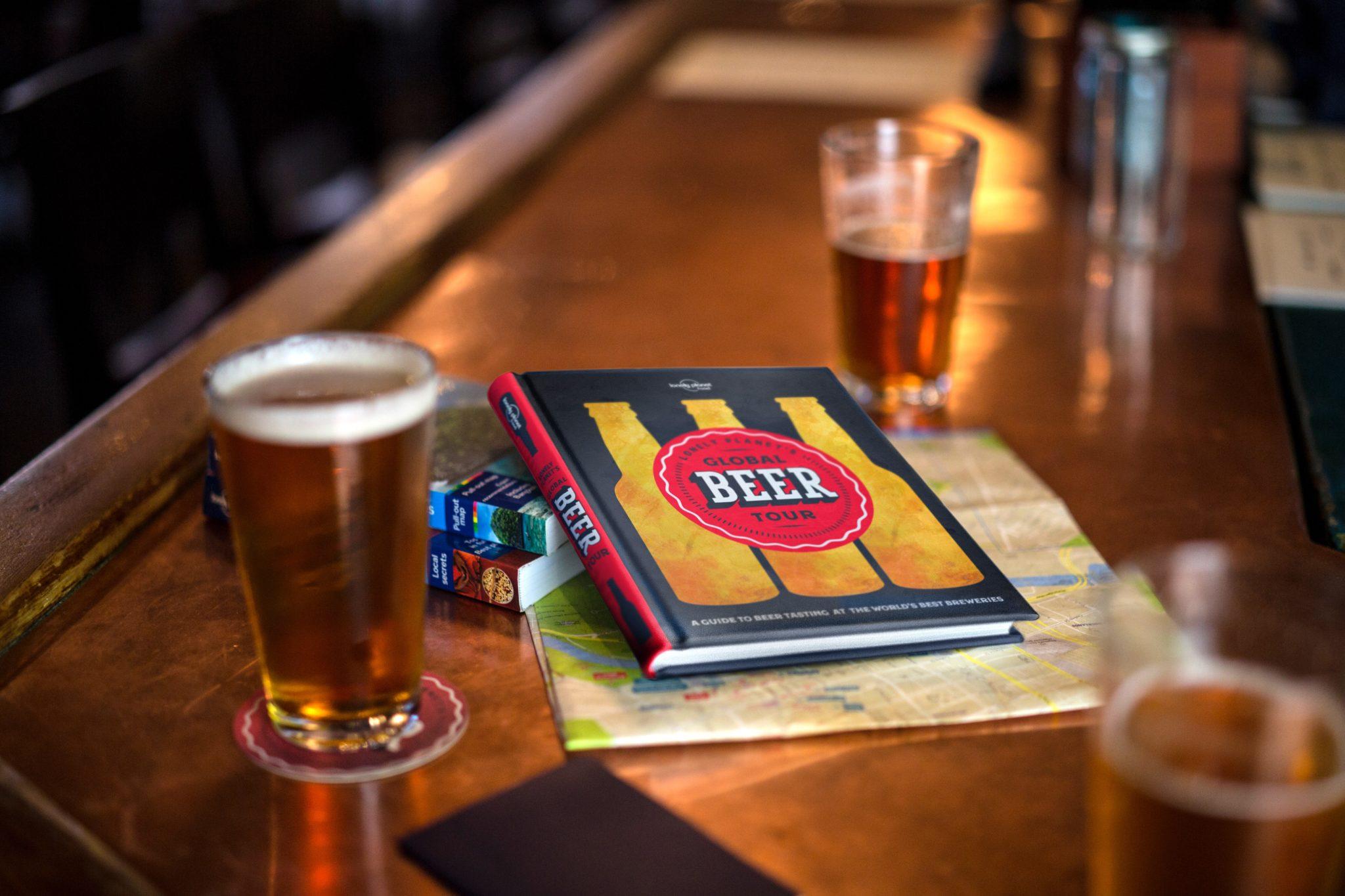 Bière belge le guide