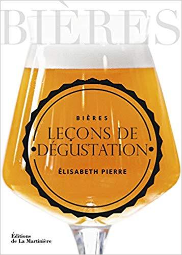 Livre bières leçon de dégustation