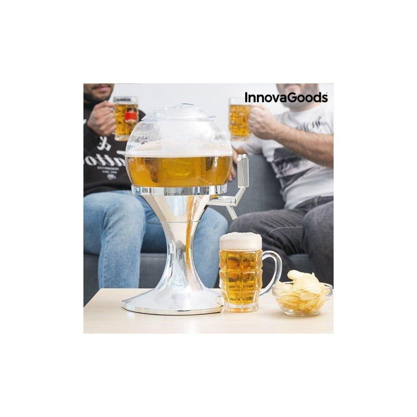 Tireuse à bière plastique