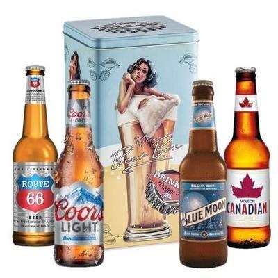 Coffret bière US