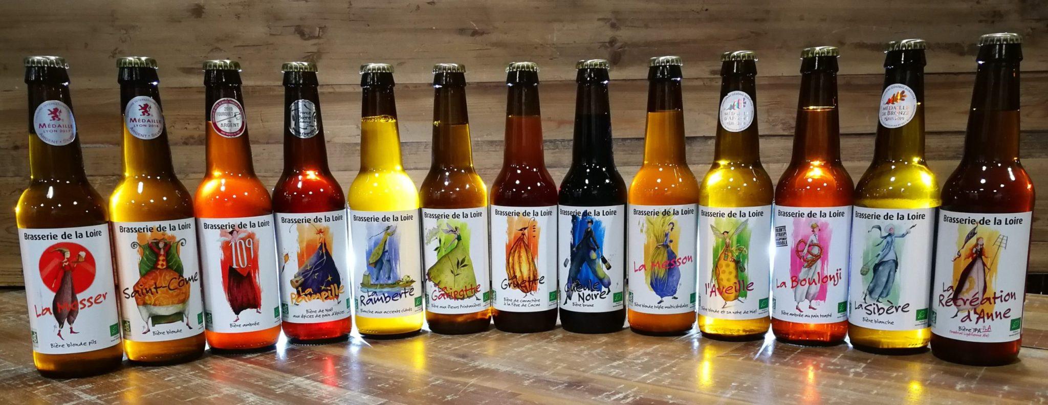 Bière brasserie de la Loire