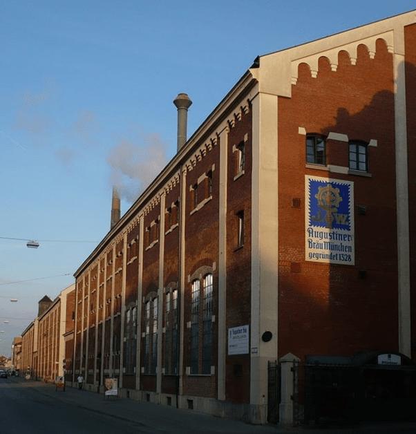 Brasserie Augustiner 7ème brasserie la plus vieille du monde