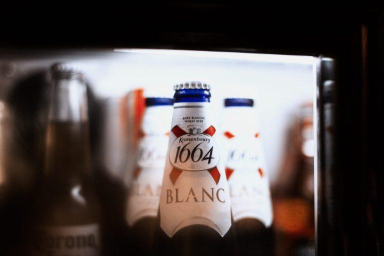 Marque de bière 1664