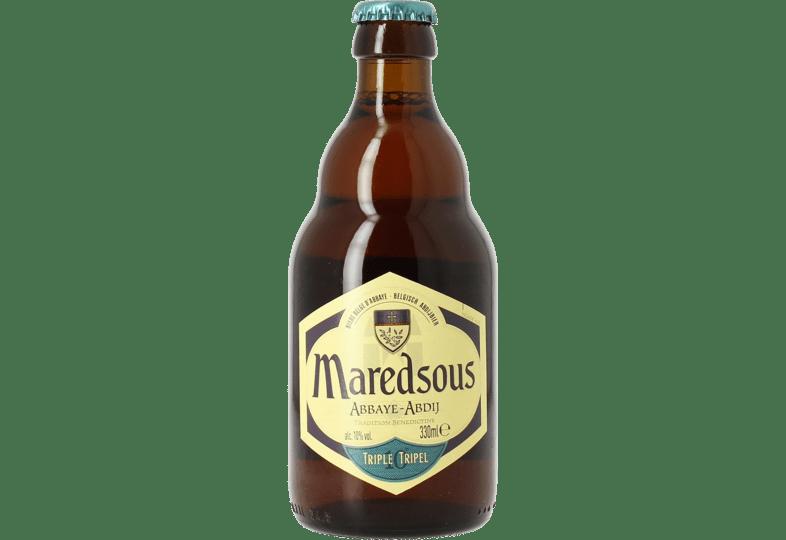 Abbaye de Maredsous bière triple