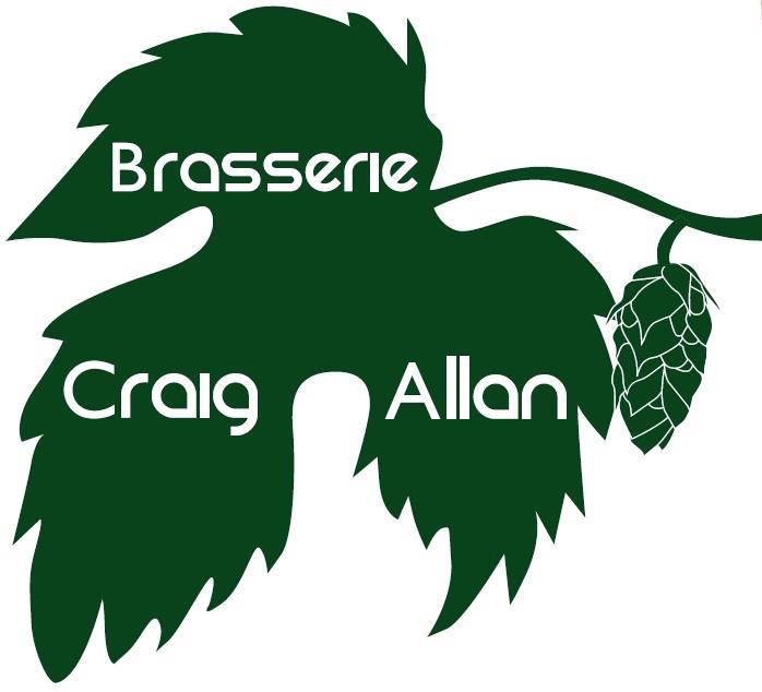Logo brasserie Craig Allan