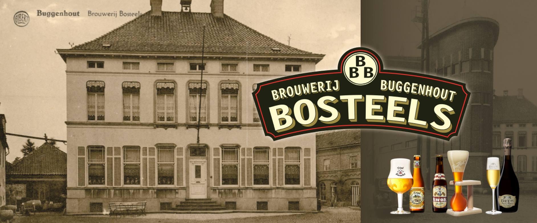 Brasserie Bosteels et ses bières