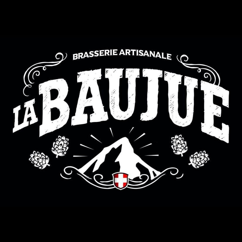 Logo brasserie La Baujue
