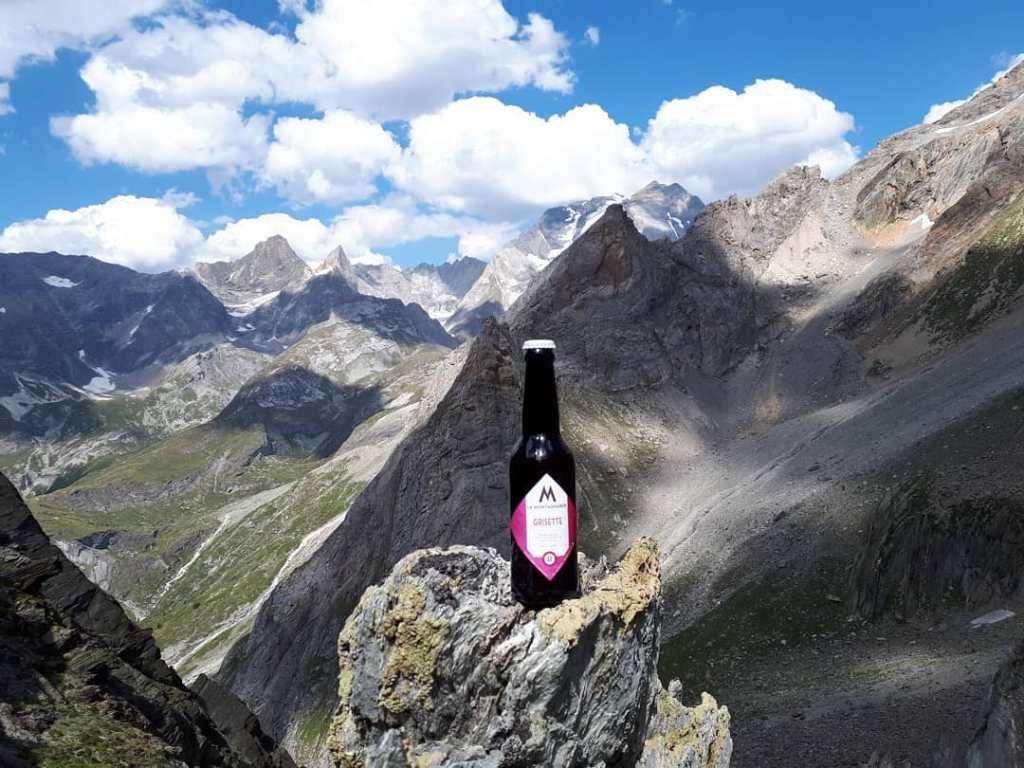 Bière grisette brasserie la montagnarde