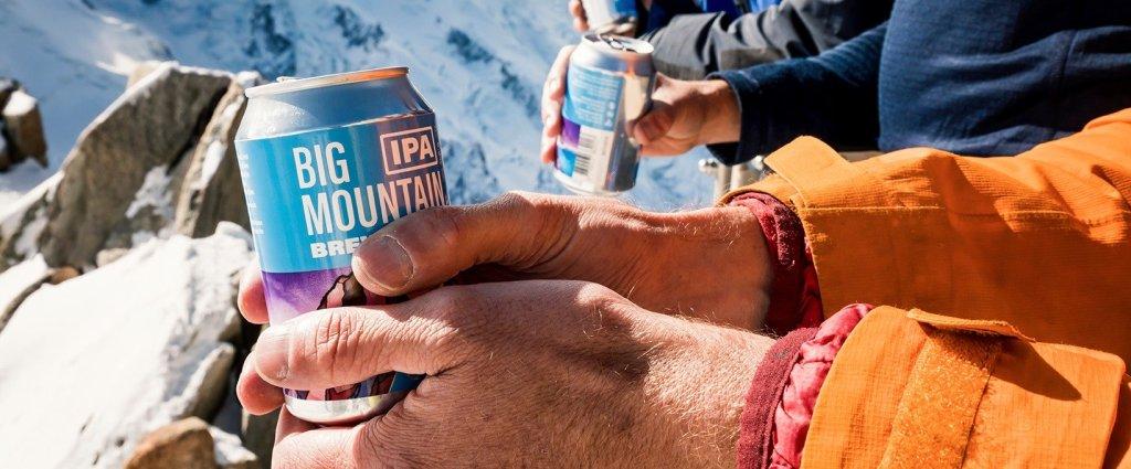 Bière IPA Brasserie Big Mountain