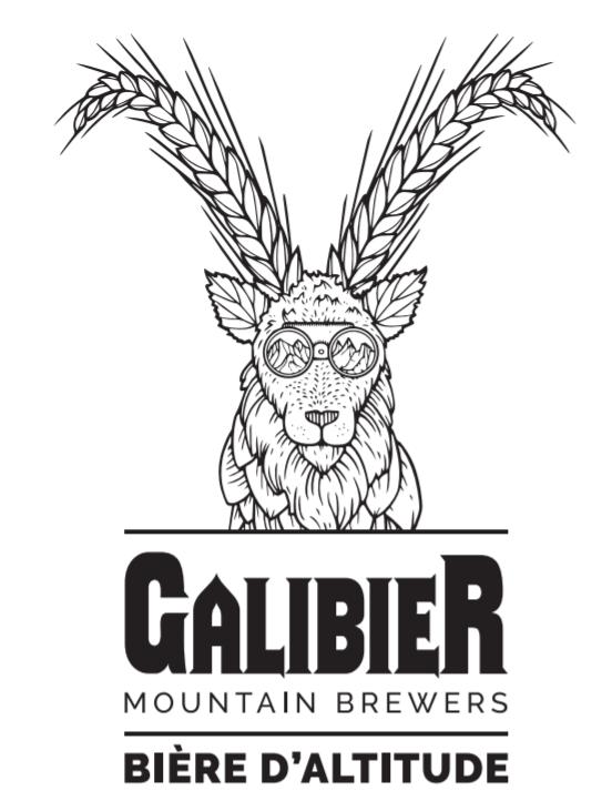 Logo brasserie Galibier