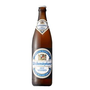 bière Weihenstephan Hefe Weissbier