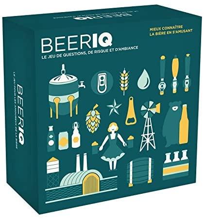 Beer IQ Idée cadeau bière