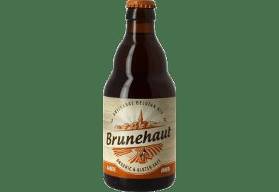 Brunehaut Ambrée bière bio