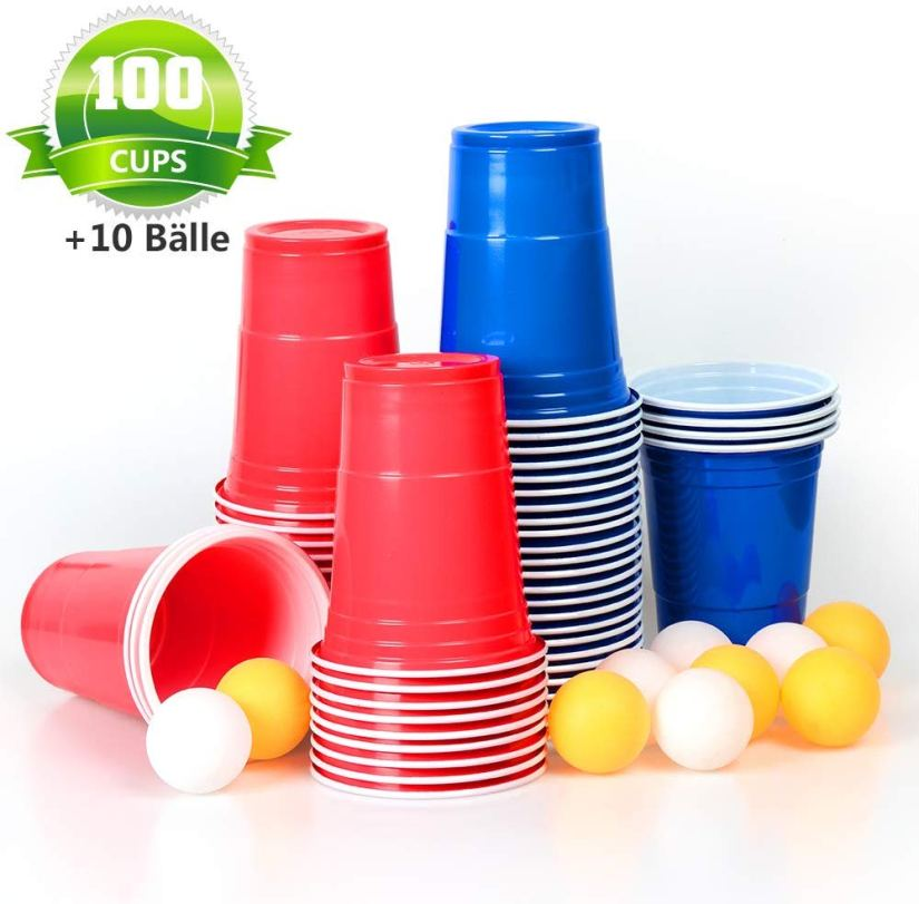 Set de beer pong