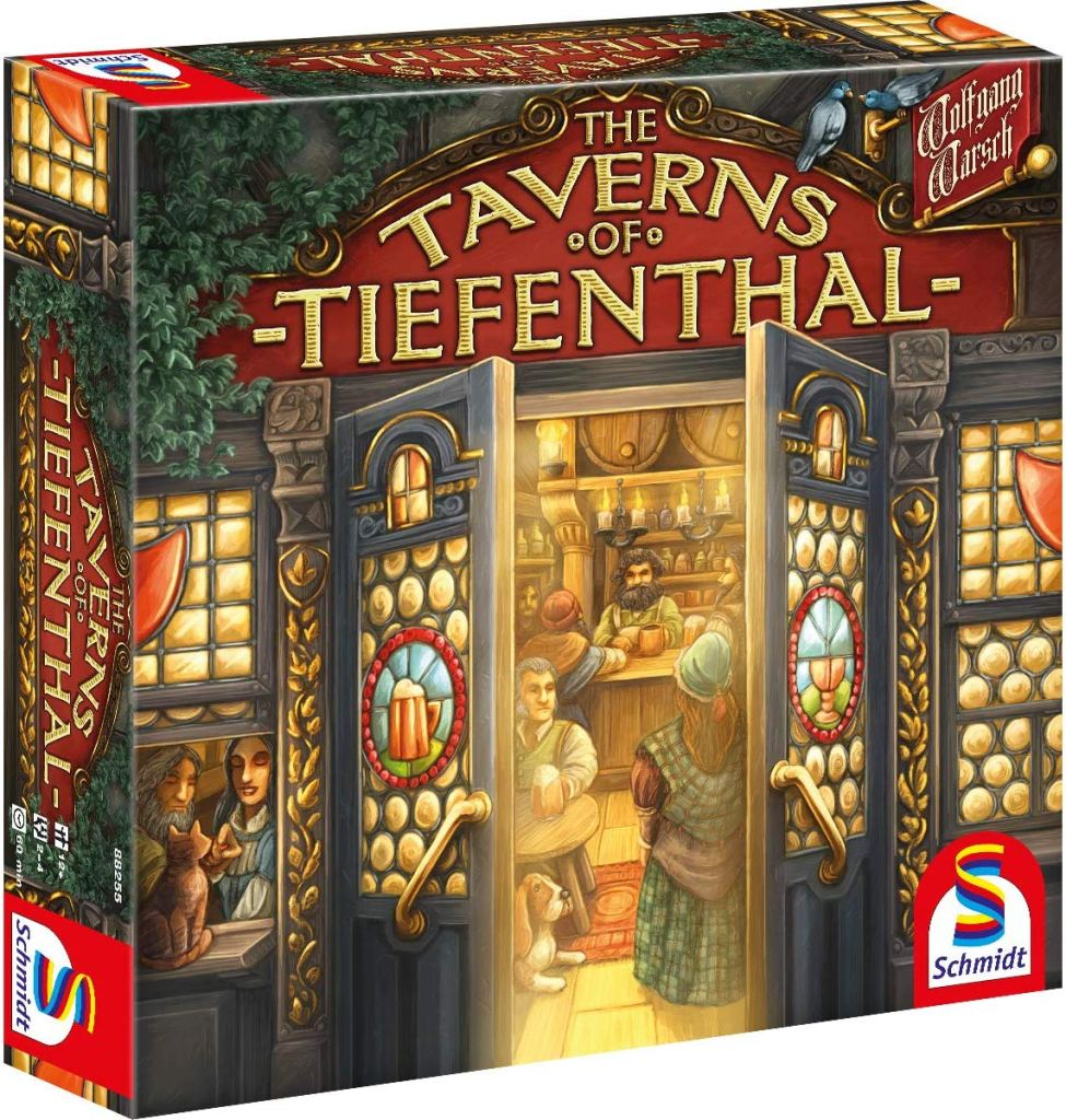 Jeu tavers of diefenthal
