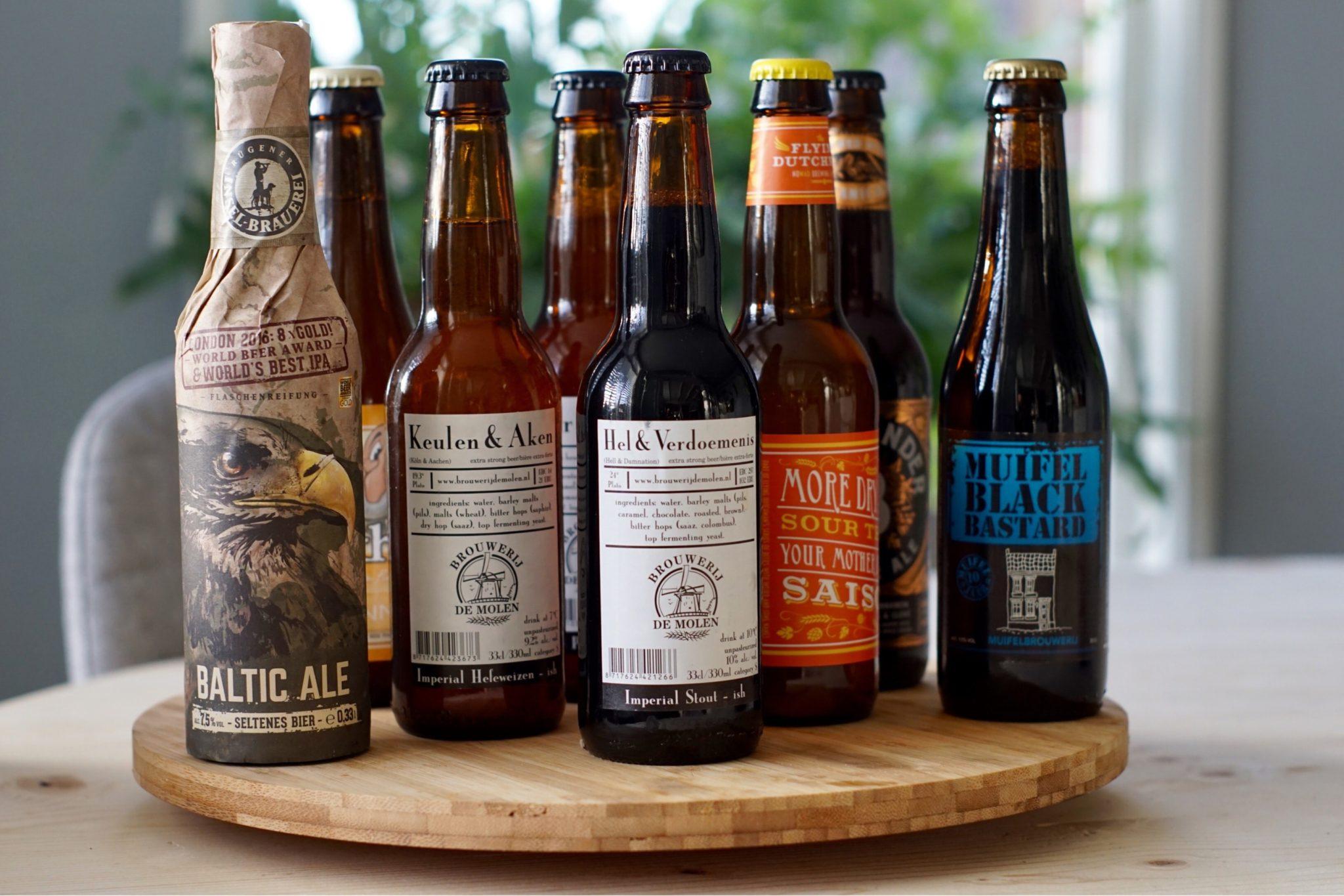 Collection bière