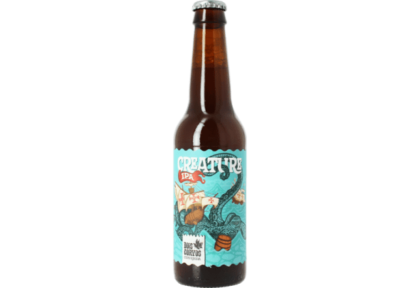 Beer from the portugese Dois Corvos brewery