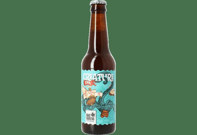 Bière brasserie portugaise Dois Corvos