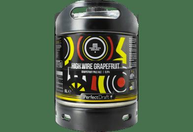 Fût 6 litres bière High Wire Grapefruit de Magic Rock Brewing