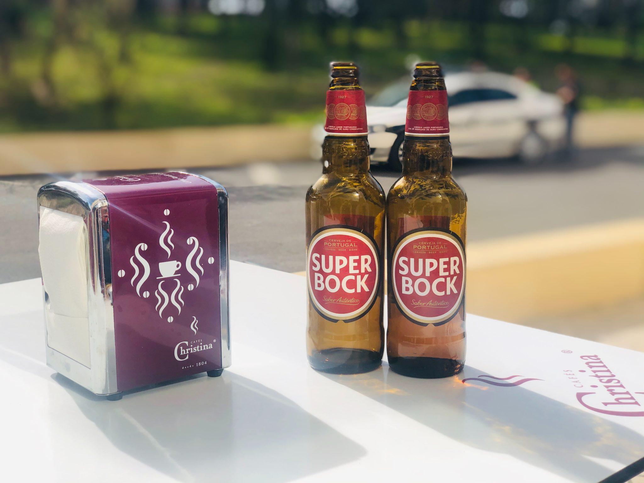 Super Bock la bière portugaise