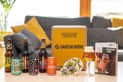 Box bière Saveur bière