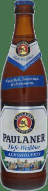 Alcohol-free Paulaner