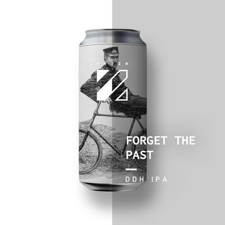 """Bière DDH IPA """"Forget the past"""""""