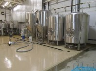 Fermenters and conditioners.