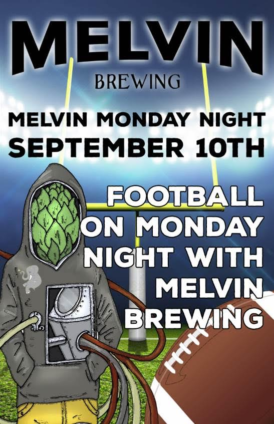 Melvin Monday Night Football