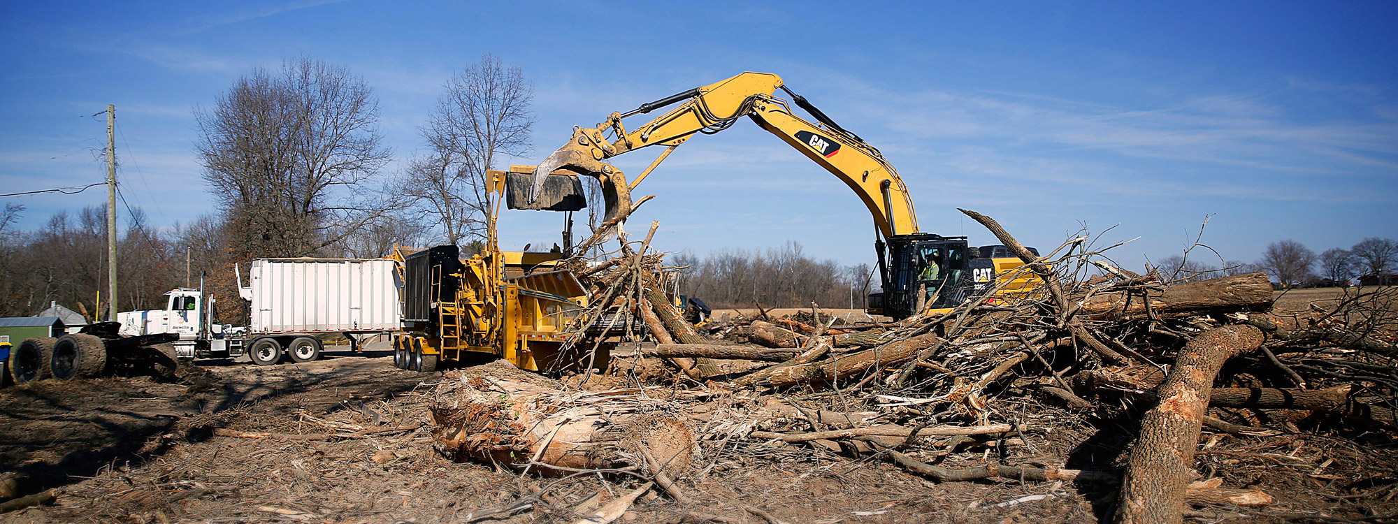 Image result for land clearing services near me