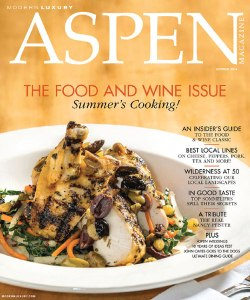 Aspen Magazine