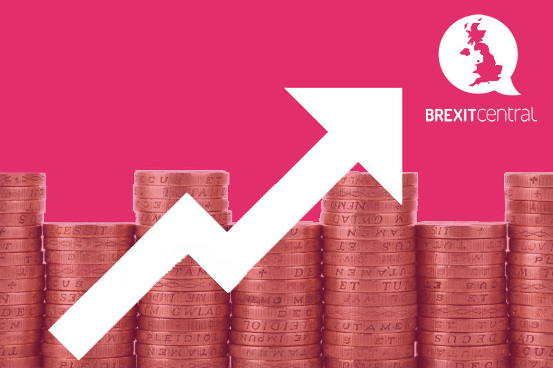 The UK economy is growing and will do so faster after Brexit – even in the event of 'no deal'