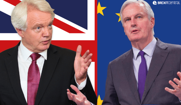 David Davis hits out at