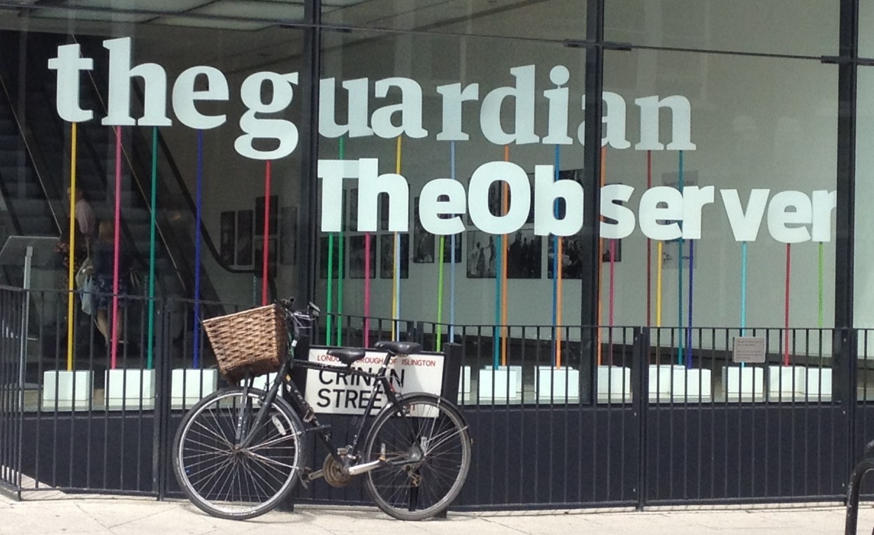 RIP Manchester Guardian; welcome Euro-Guardian – an open letter to The Guardian