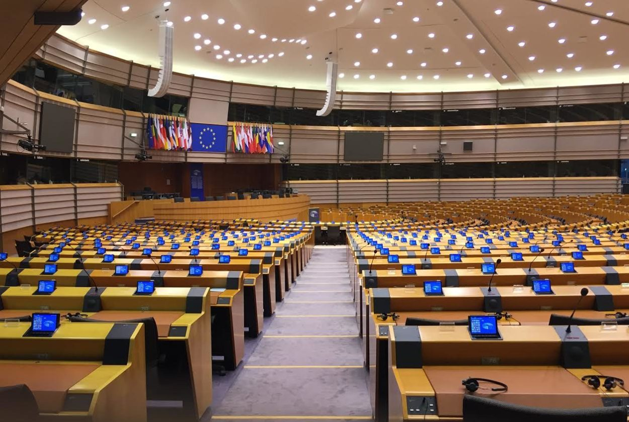 The European Parliament's Presidential election reminds us why we need Brexit to reclaim our democracy