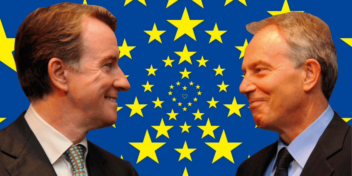 Mandelson and his pals should use their supposed influence in Europe to help fight for the best deal for Britain