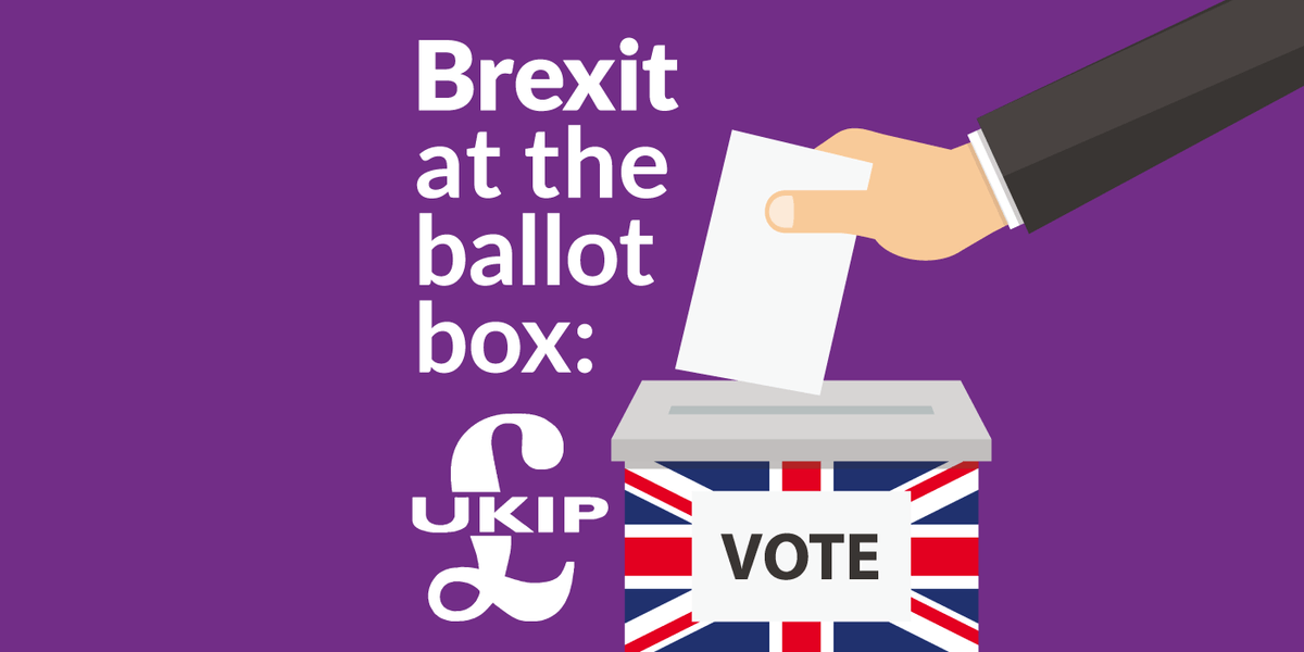 Podcast: Brexit at the ballot box: UKIP