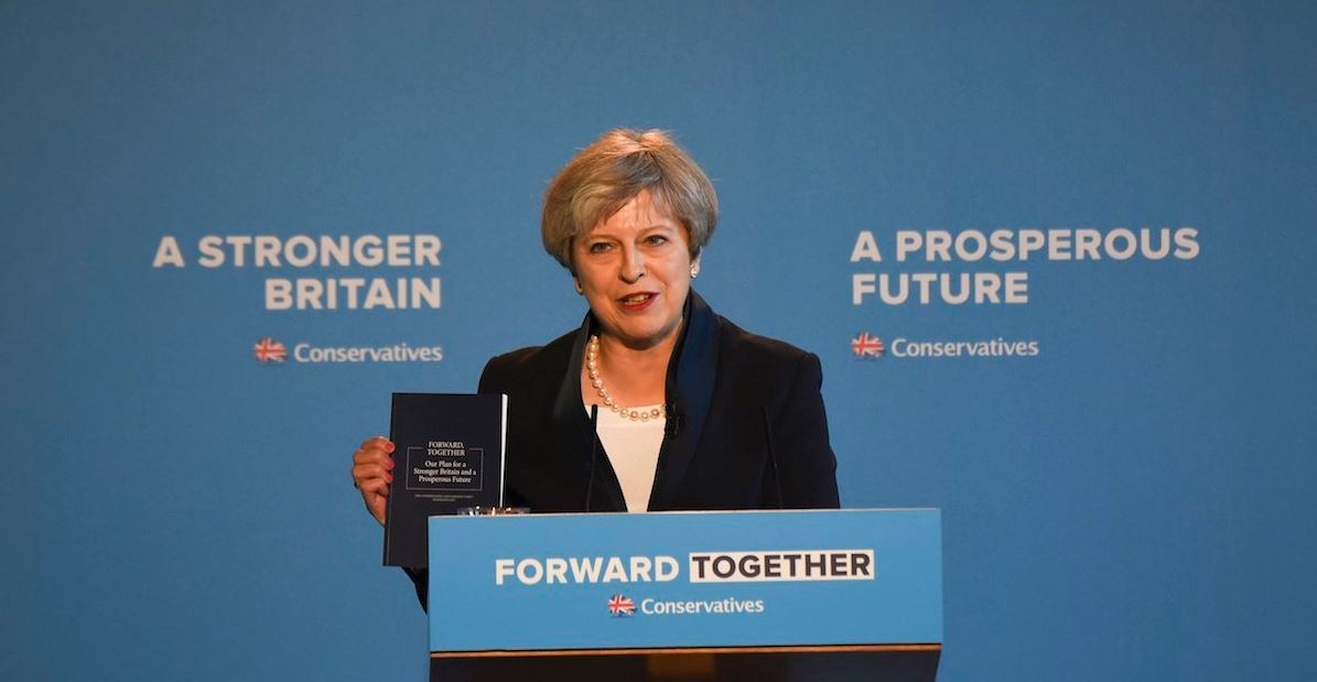Theresa May's manifesto pledges suggest that Brexit really will mean Brexit