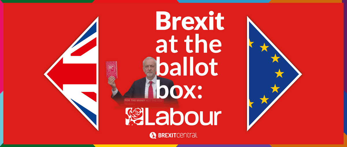 What Labour's manifesto says about Brexit