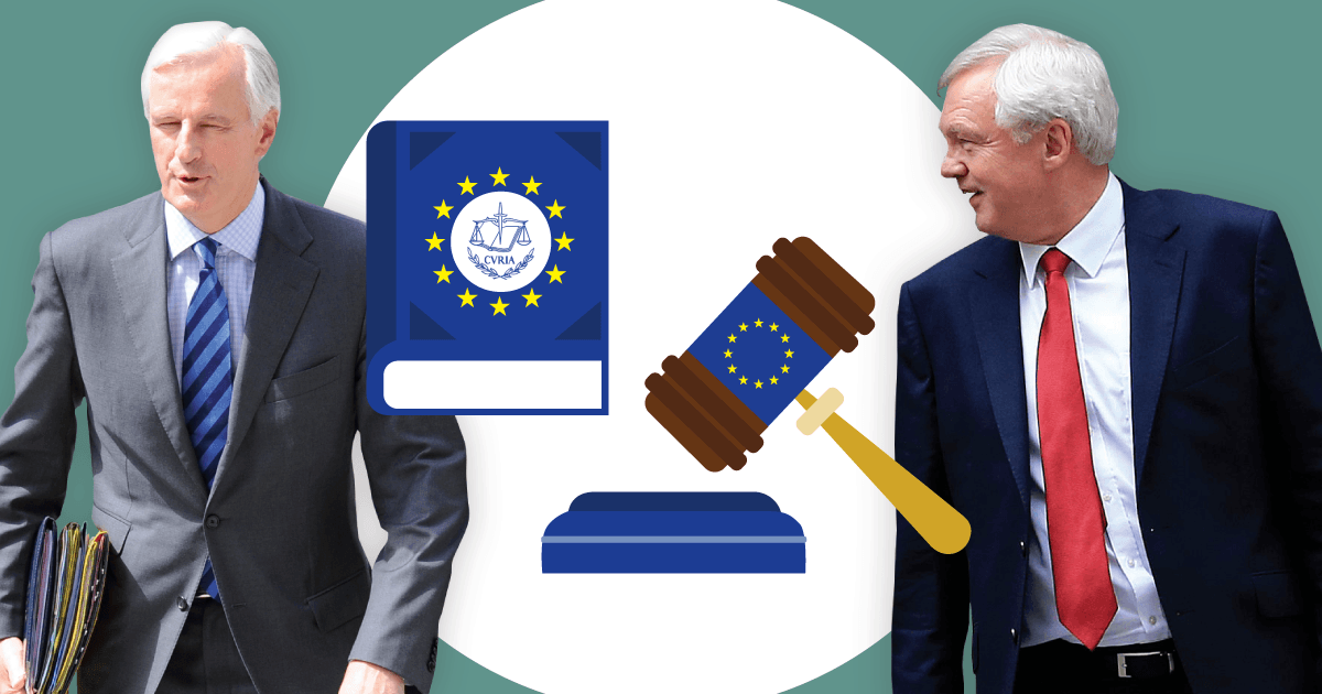 Leak reveals 37 EU rules UK could be forced to accept during transition: Brexit News for Tuesday 6 February