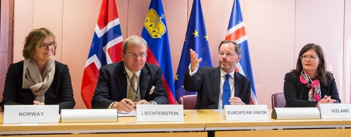 Why the EEA option is the best strategy for the transition period