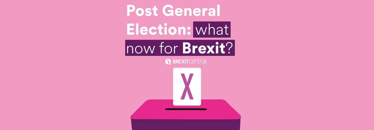 After the general election: what now for Brexit? The latest BrexitCentral podcast