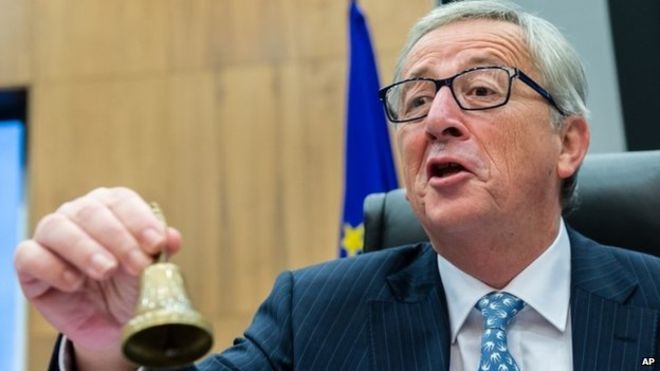 Britain's one Brexit regret should be that it won't be there to stop Juncker's mad integrationist plans