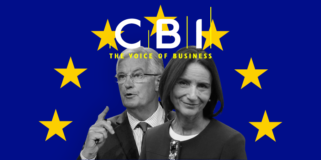 The simultaneous push for post-Brexit regulatory alignment from the CBI and Michel Barnier is shameless – and wrong, of course